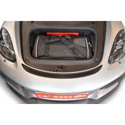 CAR-BAGS Reistassenset Porsche 718 Spyder (Vanaf 2019)
