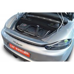 CAR-BAGS Kofferbaktas Porsche 718 Spyder (Vanaf 2019)