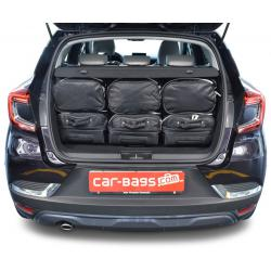 CAR-BAGS Reistassenset Renault Captur II (Vanaf 2019)