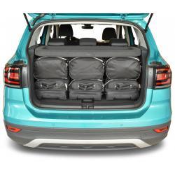 CAR-BAGS Reistassenset Volkswagen T-Cross (Vanaf 2018)