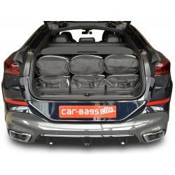 CAR-BAGS Reistassenset BMW X6 (Vanaf 2019)