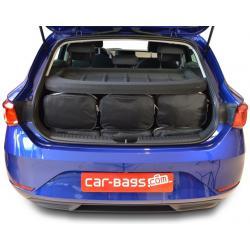 CAR-BAGS Reistassenset Seat Leon 5 Deurs (Vanaf 2020)