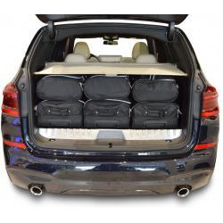 CAR-BAGS Reistassenset BMW X3 Plug in Hybrid (Vanaf 2020)