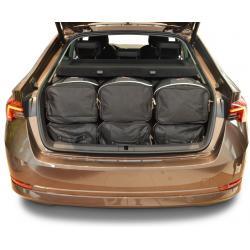 CAR-BAGS Reistassenset Skoda Octavia IV (Vanaf 2020)