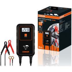 Osram Acculader 12/24 Volt (8 Ampere)