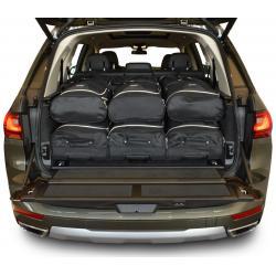 CAR-BAGS Reistassenset BMW X7 (Vanaf 2019)